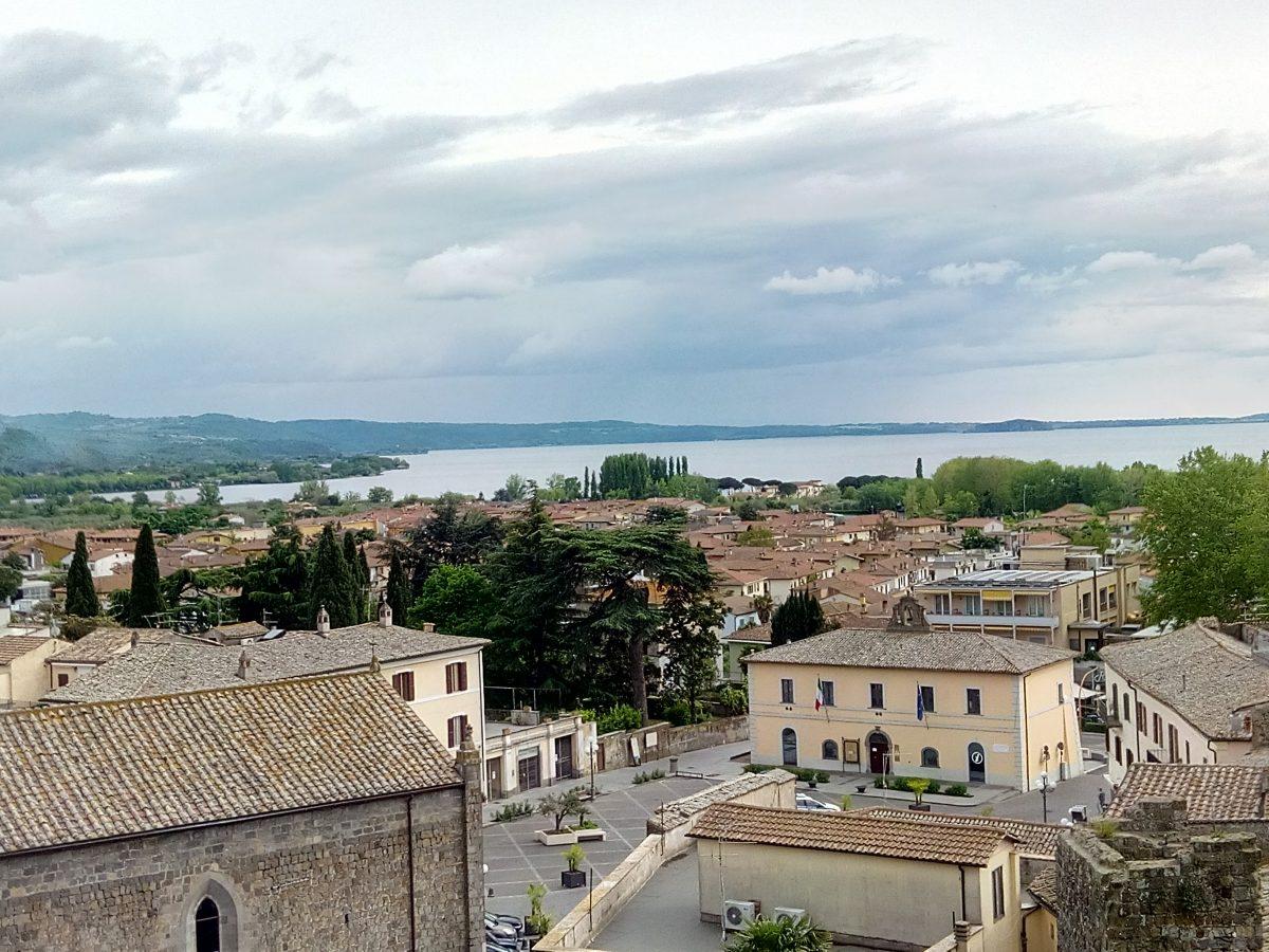 Lago di Bolsena: nel cuore dell'Italia