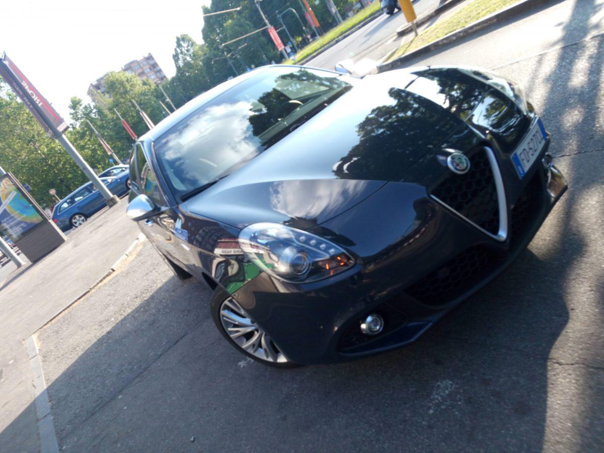 """Alfa Giulietta: 120 cv di traino """"sportivo"""""""