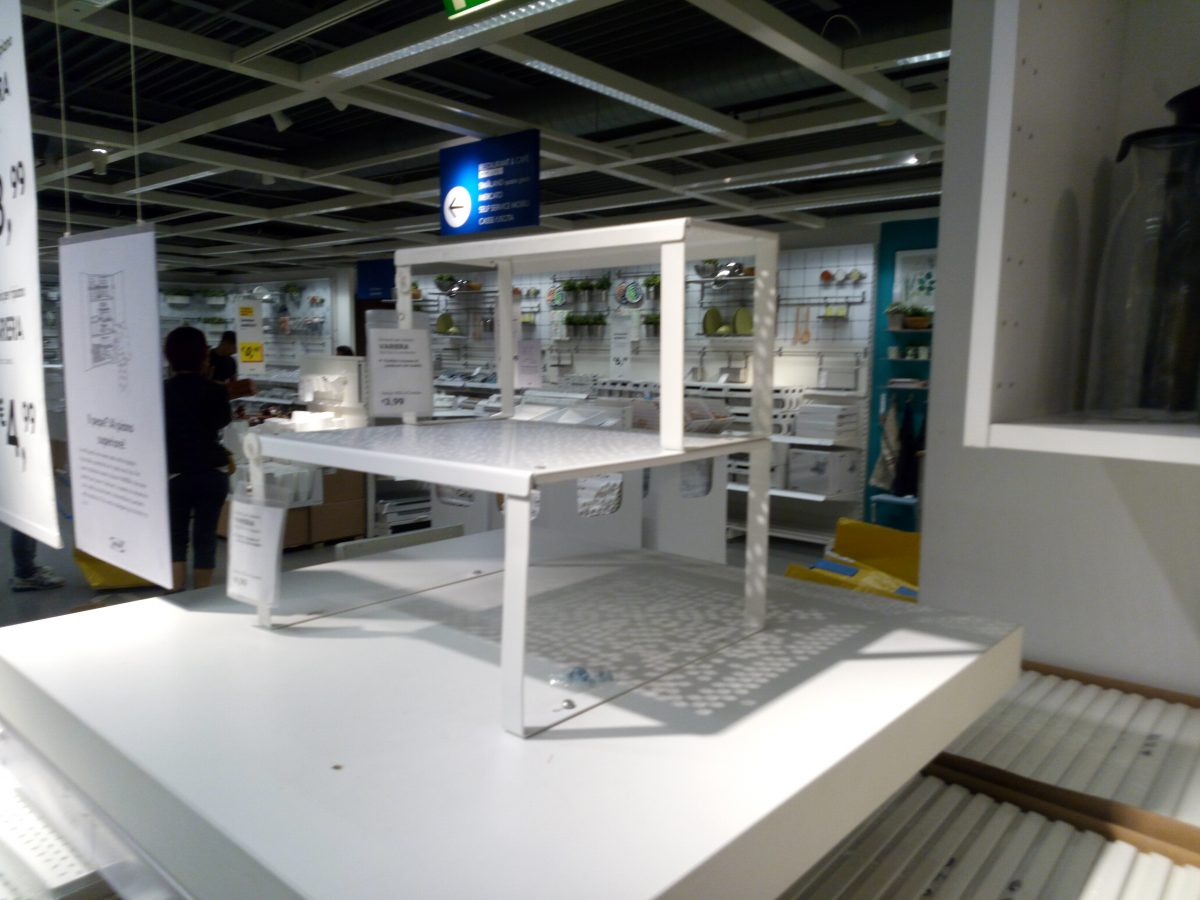 Ikea camper-friendly: 5 articoli adatti per il camper