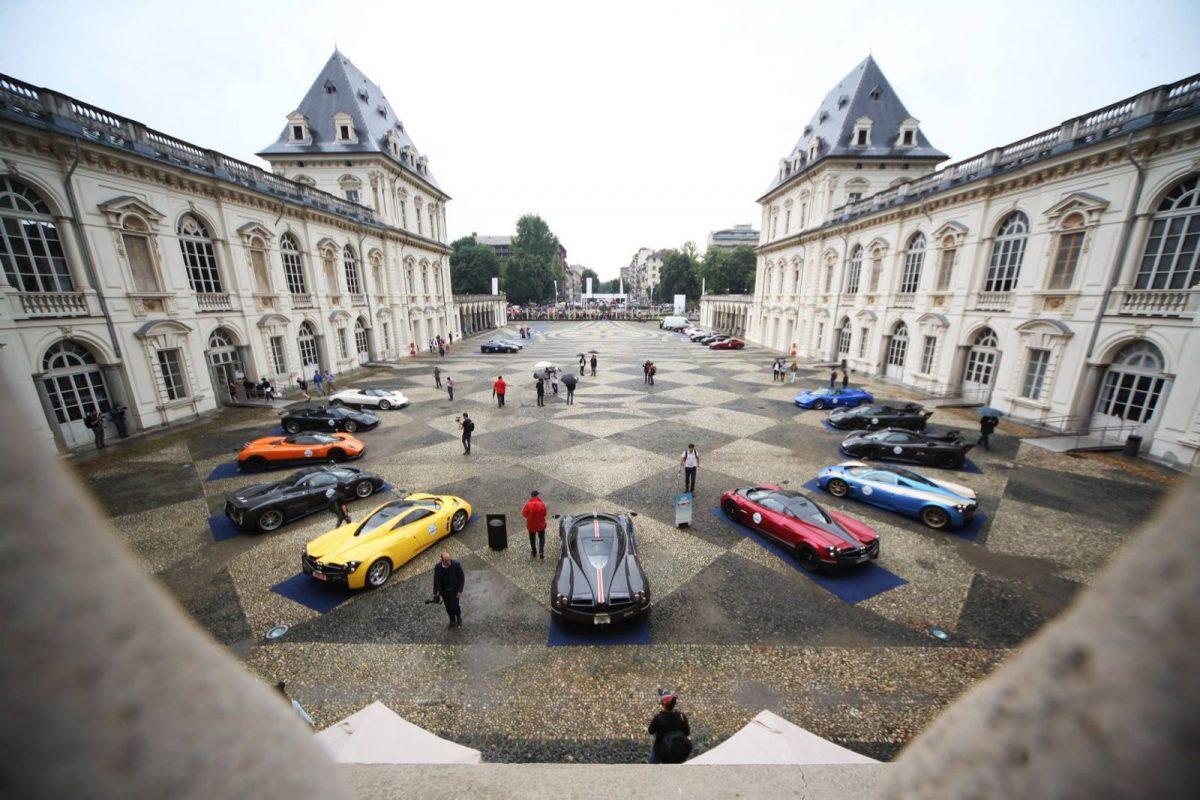 Salone dell'Auto a Torino