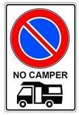 Dove e come parcheggiare il camper