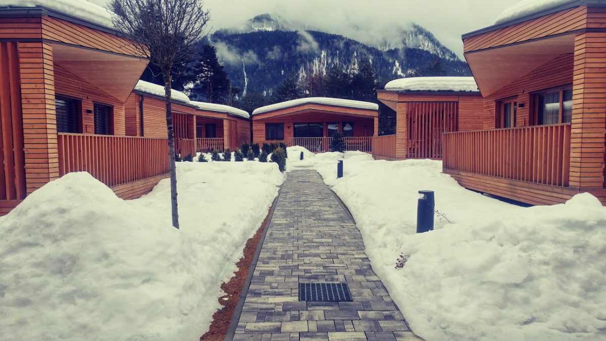 Glamping in Val Pusteria