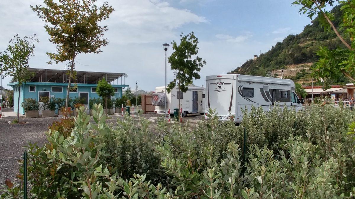 Camper Park Nervia: premiata A.C.T. ITALIA