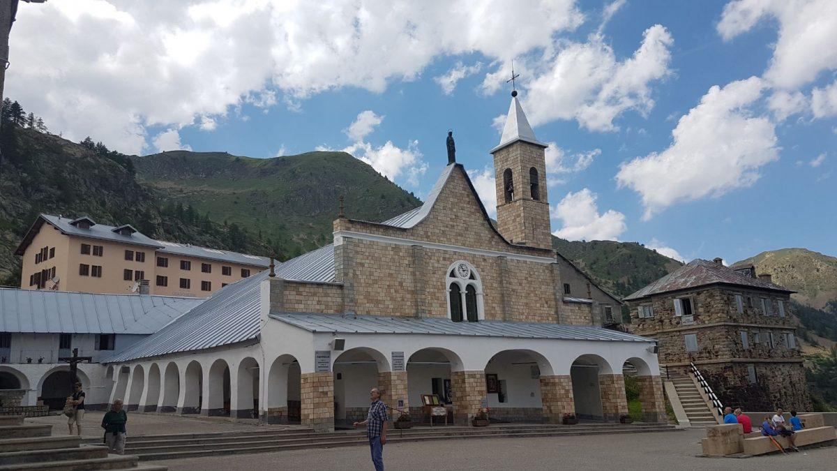 Santuario di S. Anna di Vinadio