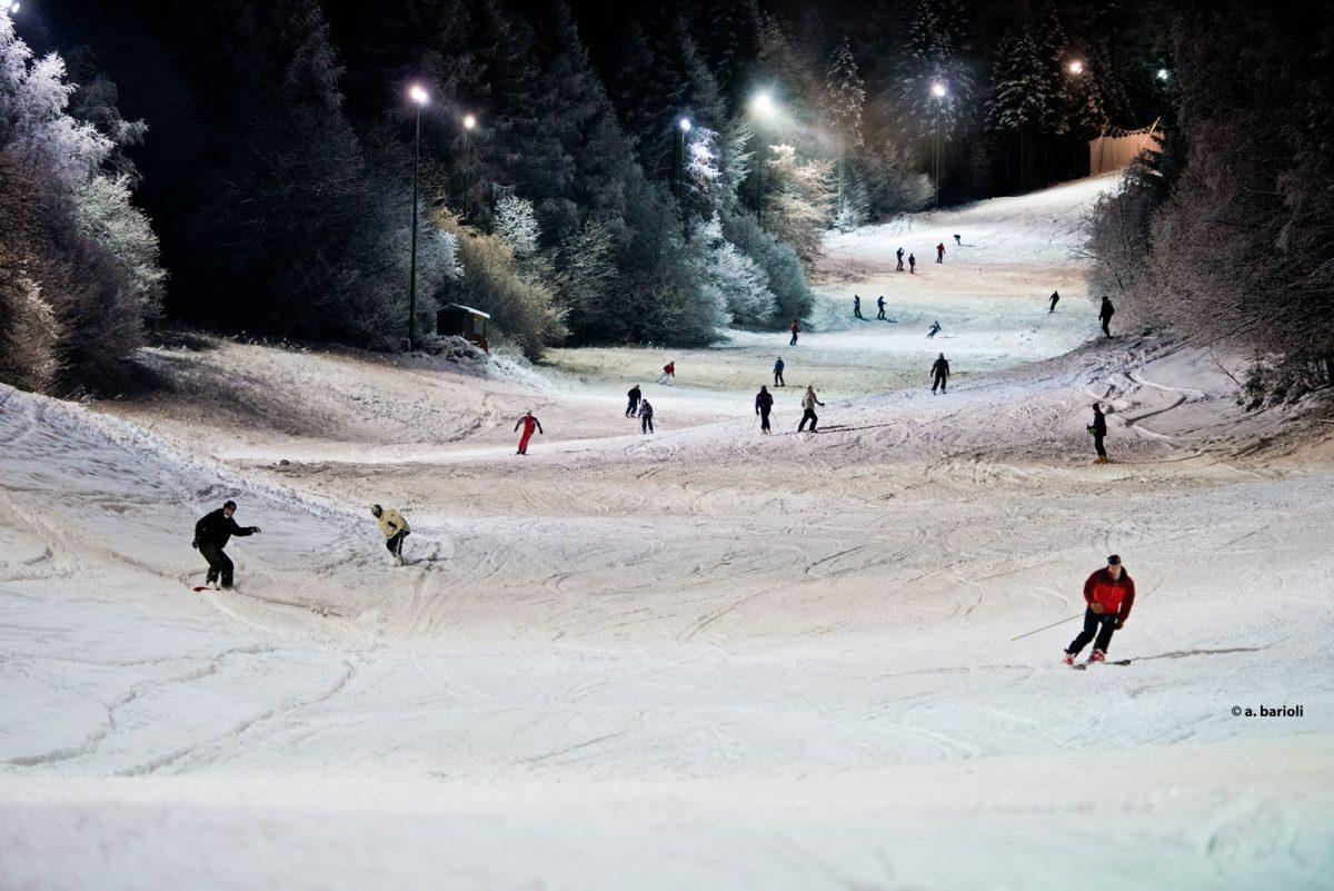 Sciare di Notte
