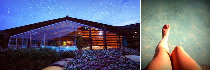 Notte Azzurra del Naturista a Villaggio della Salute Più (BO)