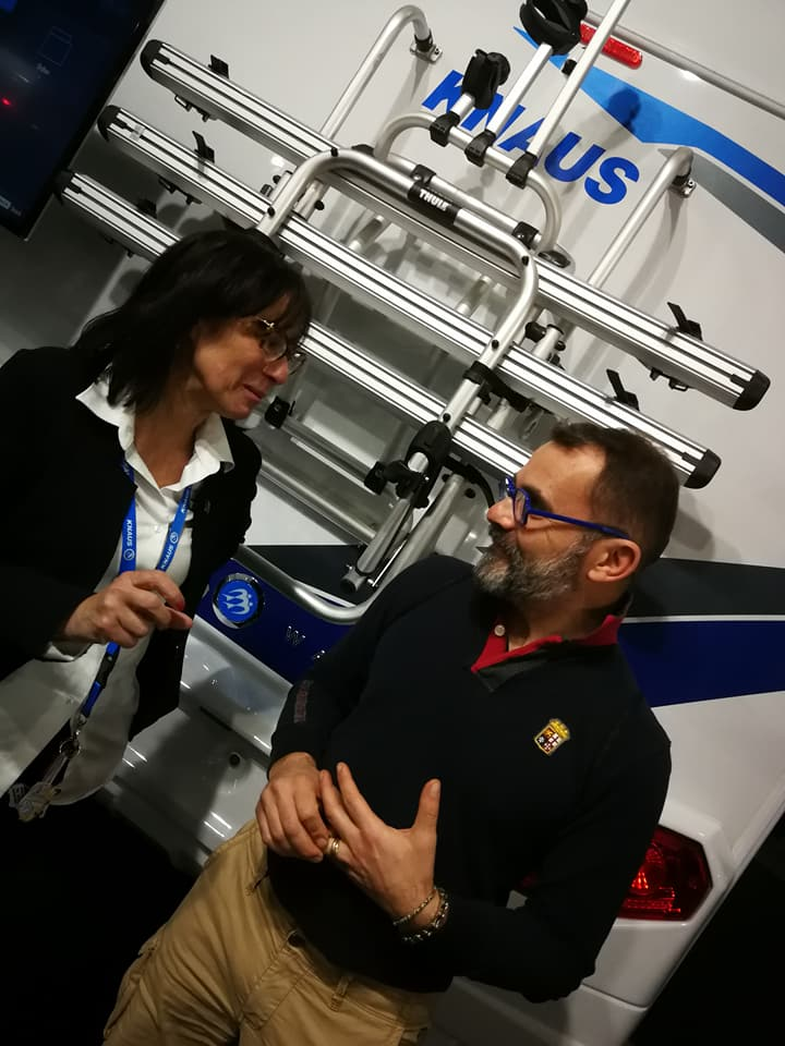 Intervista a Lady Caravan: Cristina Fustinoni