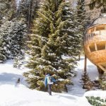 glamping invernale