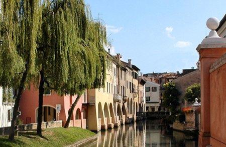 Treviso: in sosta libera