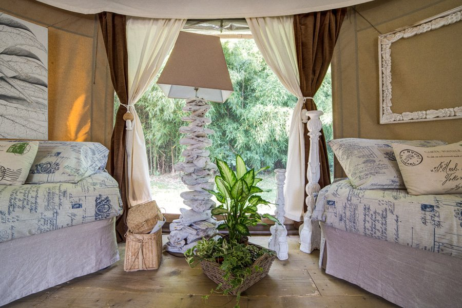 Differenze tra camping e glamping