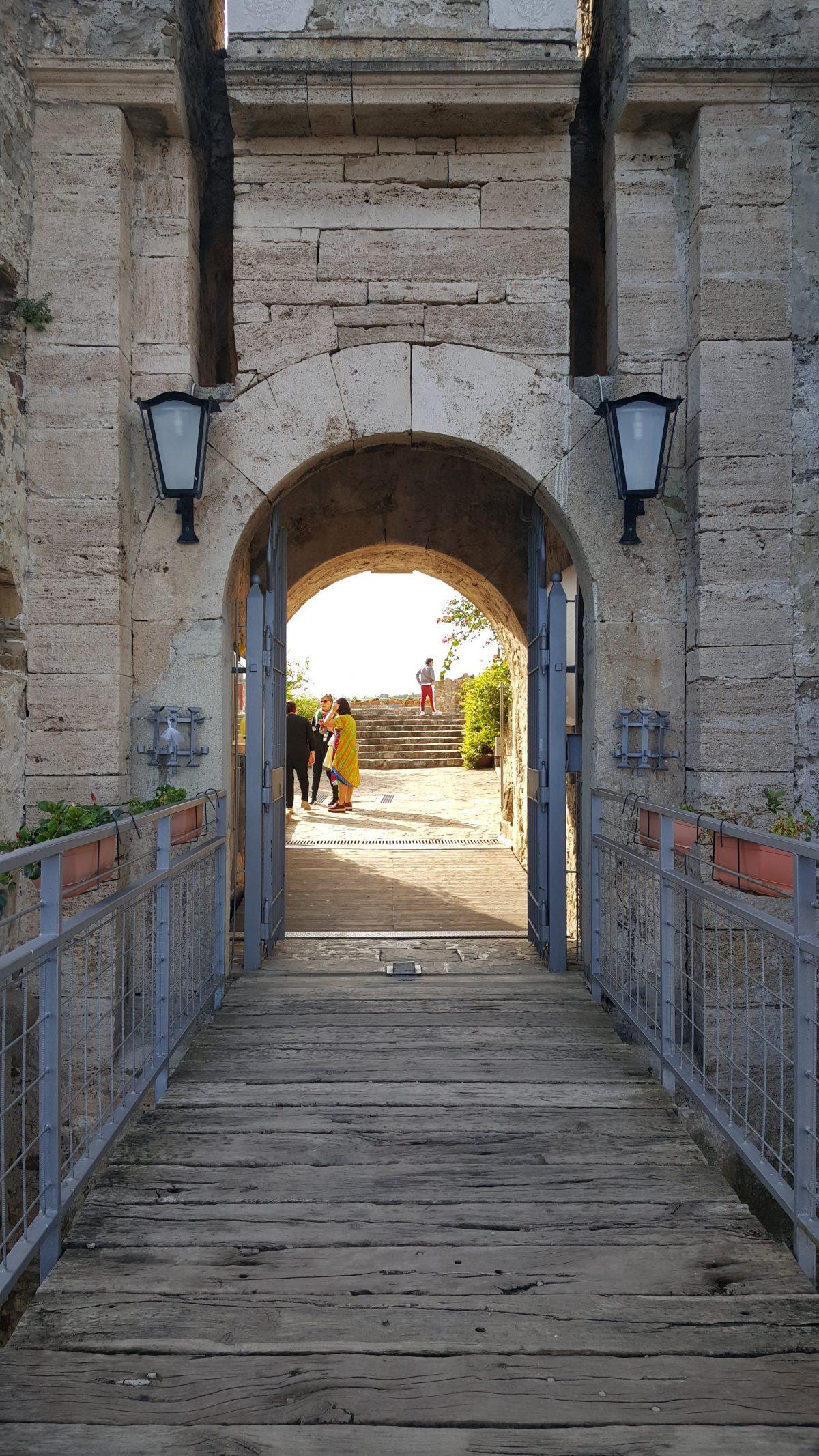 Agropoli, porta di accesso al Cilento
