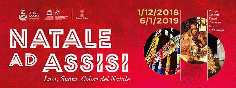 Natale in camper ad Assisi