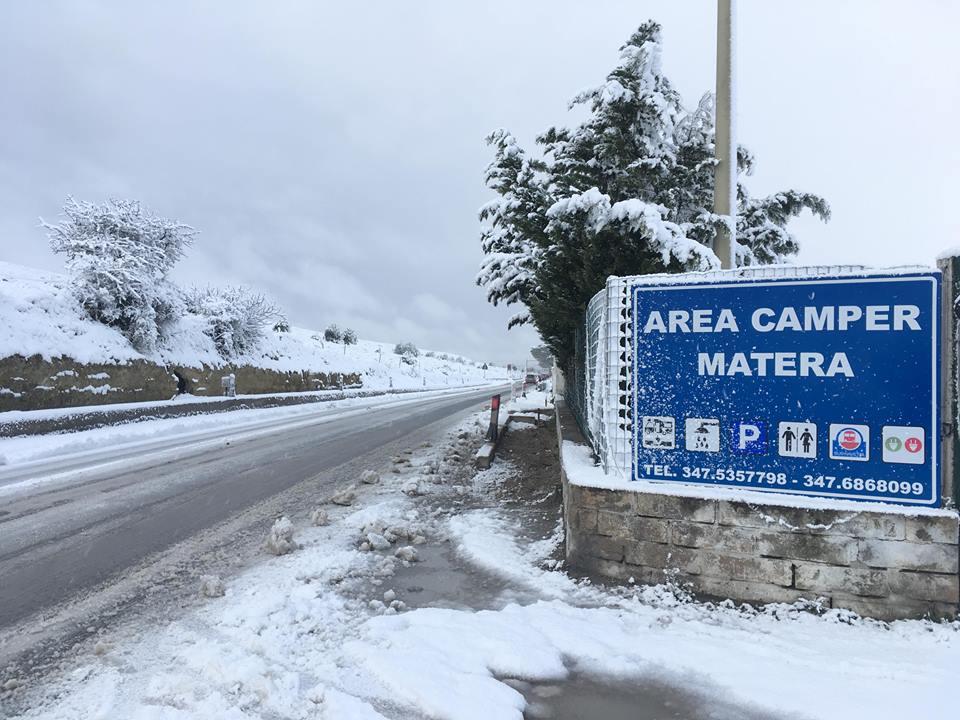 Area Camper Matera