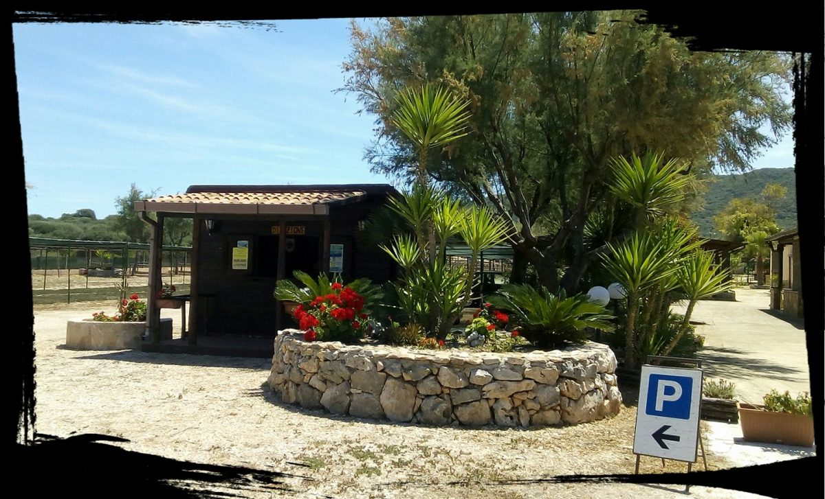Area camper Sant'Elia Garganico (FG)