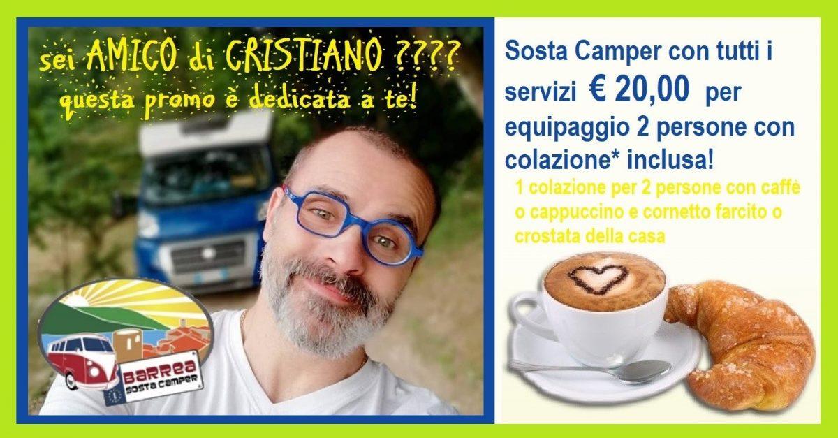 Dormire ad agosto in tenda, in caravan o in camper, con 20 euro a notte